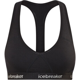 Icebreaker Sprite Sports-BH Damer, black